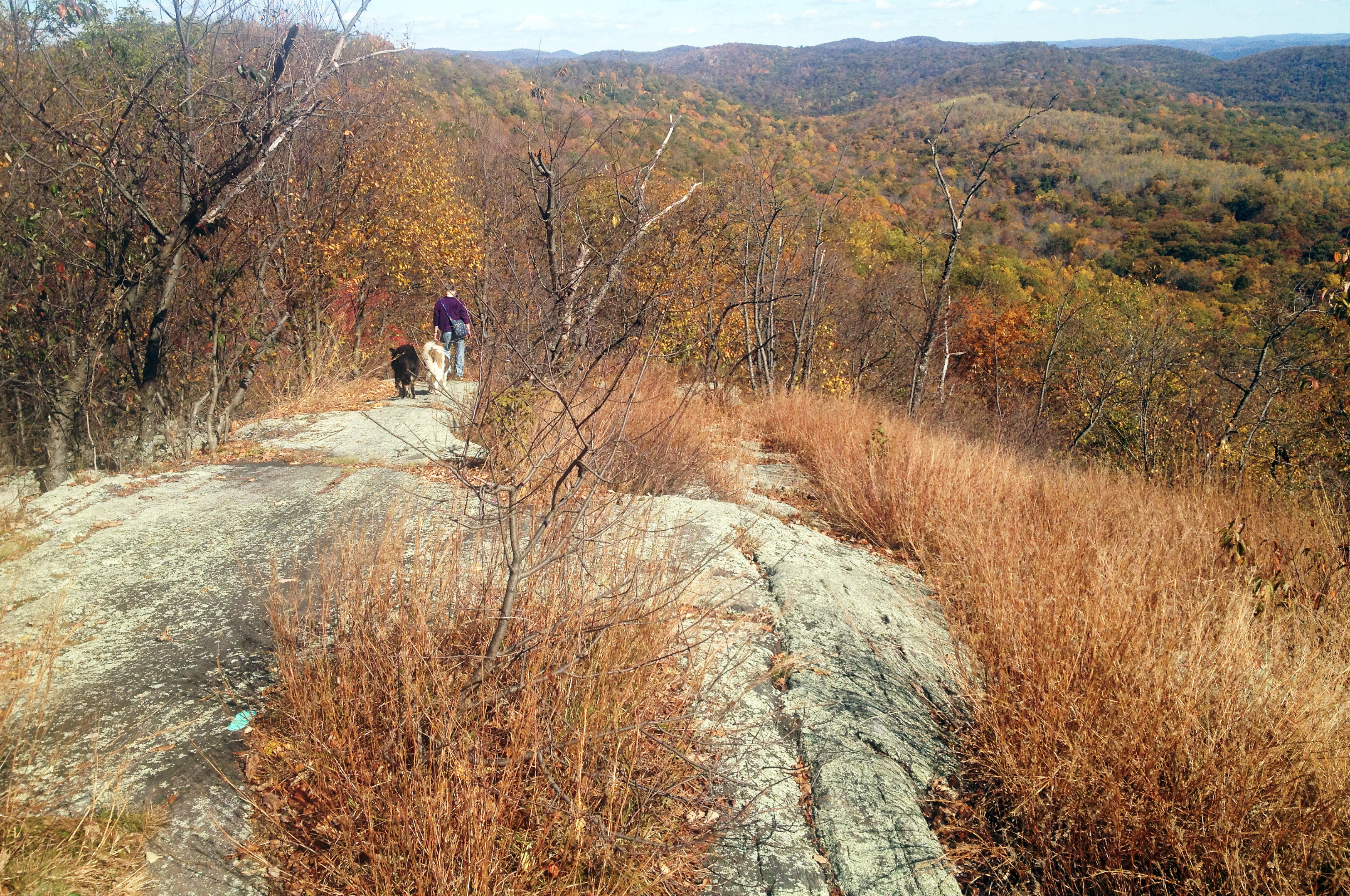 best hikes in harriman the quickie with a view