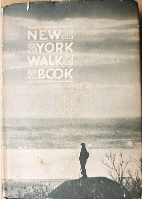 Vintage New York Walk Book, by Raymond Torrey.  On Ebay for six dollars, with map.