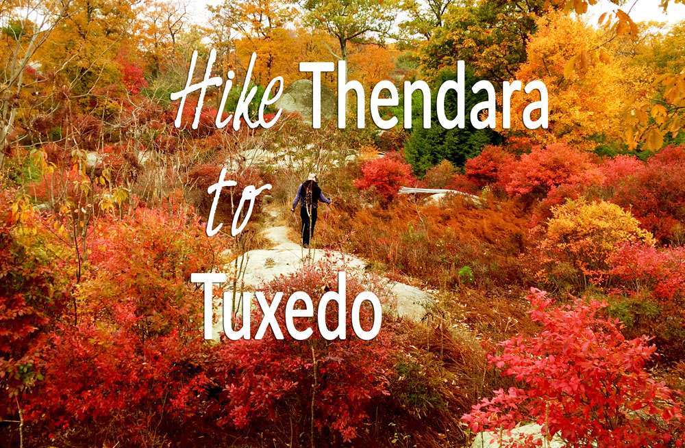 Featured Hike: From Thendara Mountain Club to Tuxedo
