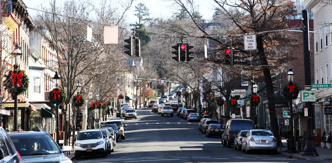 Main Street, Tarrytown.