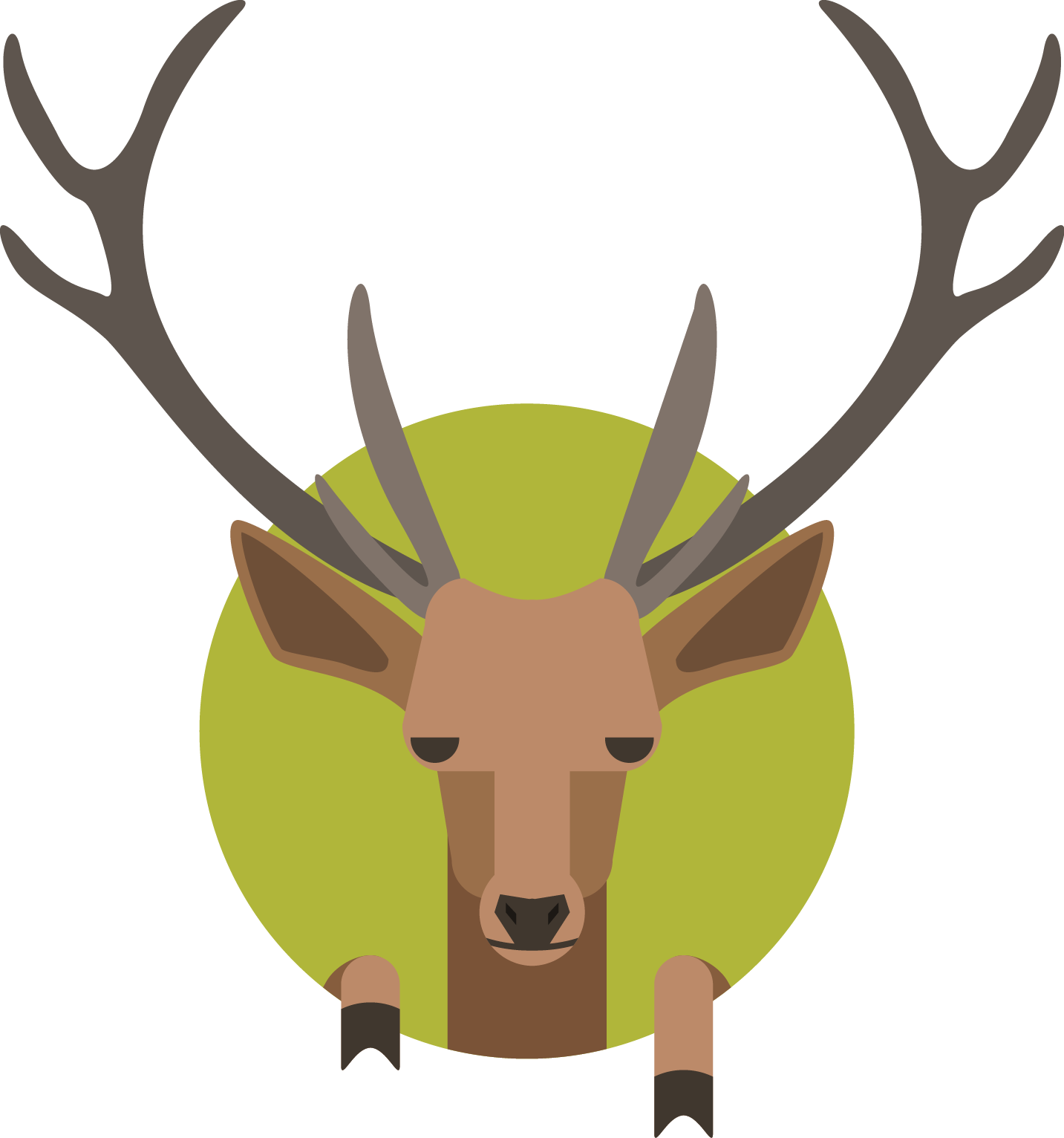 forest animal icon-22