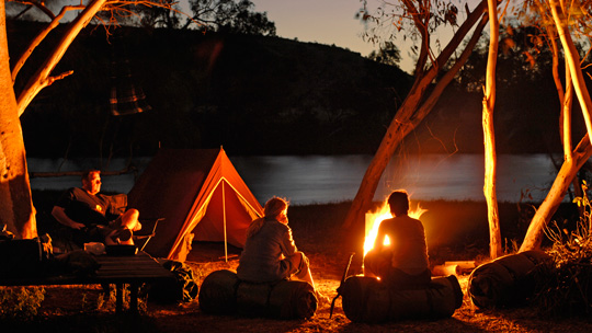 Tiorati Plateau and Cedar Pond Camping, Pioneer-Style ...